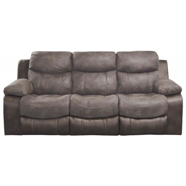 Marvelous Catalina Reclining Sofa In Steel Carthage Furniture Pdpeps Interior Chair Design Pdpepsorg