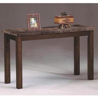Astonishing Davenport Slate Sofa Table Carthage Furniture Customarchery Wood Chair Design Ideas Customarcherynet